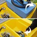 Polyethylene Fuel Transport Tank