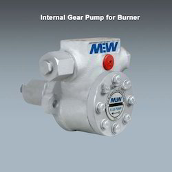 Internal Gear Pump for Burner