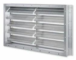 Aluminum Dampers