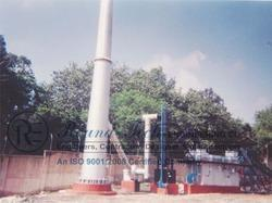 Rotary Incinerator For Medical Waste