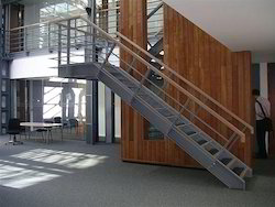 Great Steel Staircases