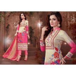 Flower Printed Salwar Suit