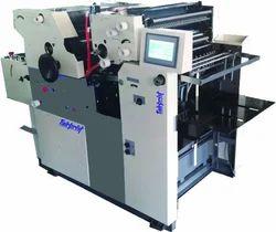 Double Color Satellite Non Woven Bag Printing Machine