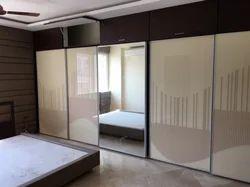 Design Glass For Cupboard