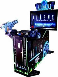 Aliens Gun Shooting Game