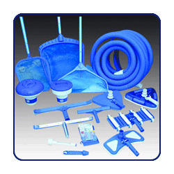 Pool Cleaning Equipment Set, Pool Equipment And Chemicals ...