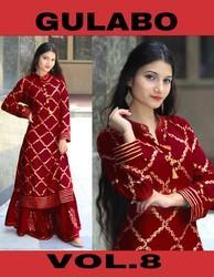 Cotton Printed Gulabo Suit