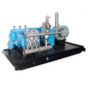 Stainless Steel Water Injection Pumps, Maximum Flow Rate: 150 M3/hr