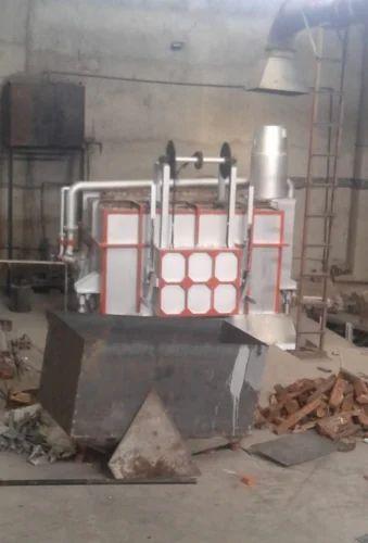 Gas Fix Skelner Furnace