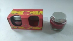 2 PK Balm Jar Candle
