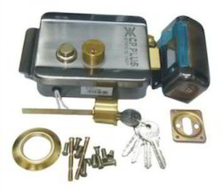 Electronic Lock Cp Plus