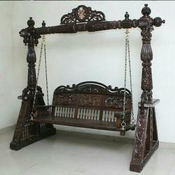 Rosewood Carving Swing