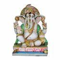 Ganesha Marble God Statue