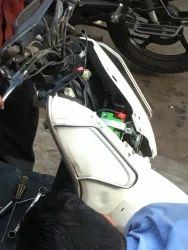 Scooty Head Light Repair Service