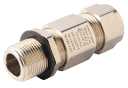 Flameproof Cable Gland - Double Compression