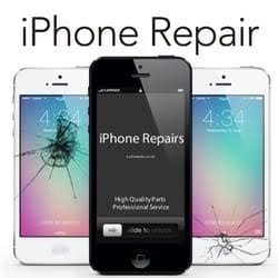 Iphone Mobile Broken LCD Repair