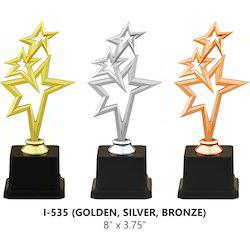 Fibre Three Star Trophy
