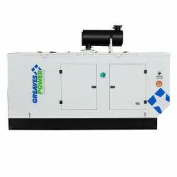 160 kVA Greaves Power Diesel Generator