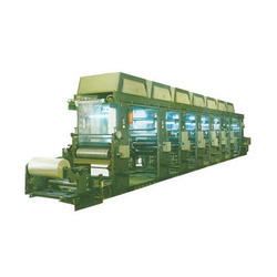 Rotogravure 100 Mtr Printing Machine