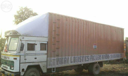 close body containers - 32 Ft Container Truck Transportation