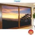 Fenesta Toughened Glass Door