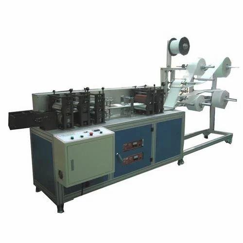 Surgical Mask Making Machine at Rs 115000/piece | Edayarpalayam |  Coimbatore| ID: 10506350362