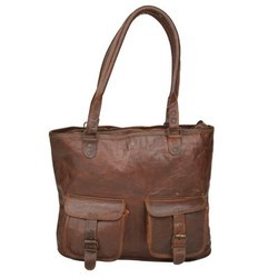 Genuine Leather Tote Evening Bag TOTE107