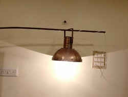 Metal Industrial Lamp