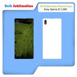 3D Sublimation Mobile Cover For Sony Xperia Z1 L39h