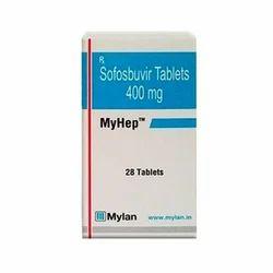 Sofosbuvir 400 Mg Tablets