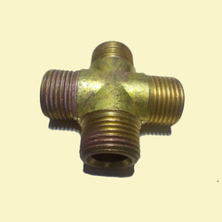 Brass Reducing Cross