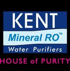 A White Kent Ro Water Service, A