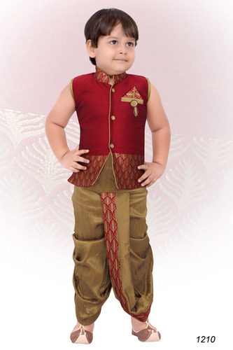 ef1b9f7f40dd Boys Traditional Wear at Rs 675  piece