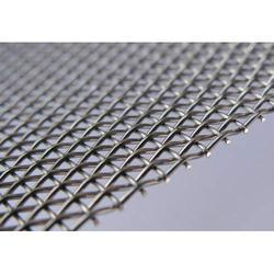Hexagonal Black Polyester Steel Wire Mesh, Size: 1/4