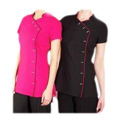 spa uniform manufacturers suppliers exporters