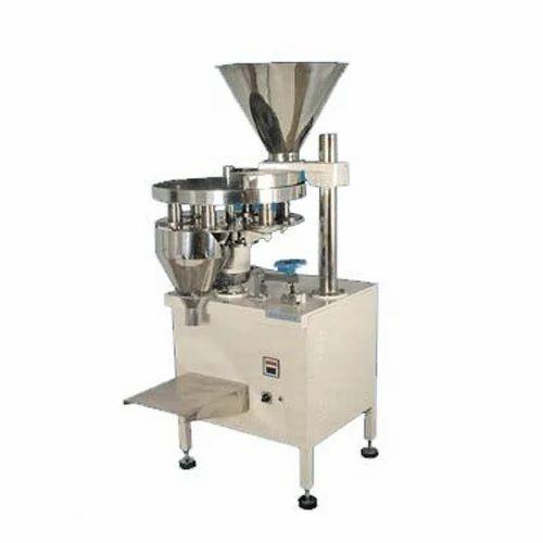 Semi Automatic Granule Filling Machines, ग्रेन्युल फिलिंग मशीन, छोटे दाने  भरने की मशीन - Super Pack Packaging Machines Pvt. Ltd, Delhi | ID:  1215476873