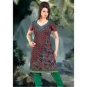 Cotton Printed Ladies Suit