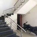 SS Decorative Handrail