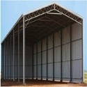 Steel Shed Building