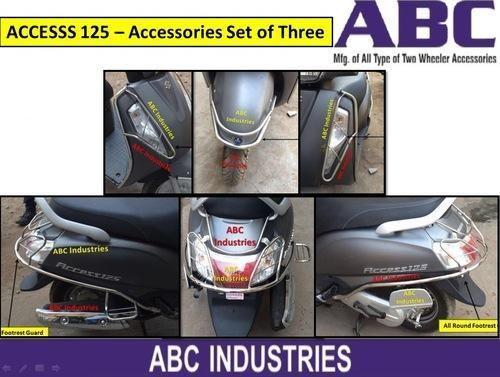 Suzuki Access 125 Accessories Set - Suzuki Access125 Accessories Set