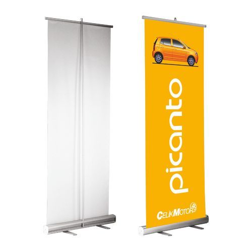 Banner Standy Banner Display Stand Banner Holder Pull Up Stand Adorable Pull Up Display Stands