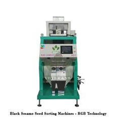 Black Sesame Seed Sorting Machines