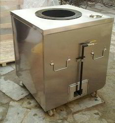 Ss ( Silver ) SS Gas Tandoor