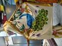 Silk Hand Print Sarees