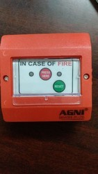 ABS FIRE ALARM MCP