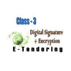 Class 3 Digital Signature and Encryption Service