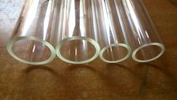 Glass Tube for Curtain Finials