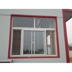 UPVC Three Track Window