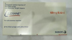 Clexane 60mg/ 80mg Injection