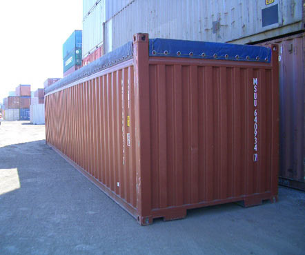 Aluminium Alloy Overseas Shipping Container, Capacity: 1 ...